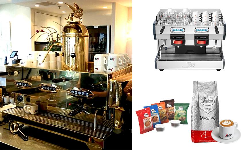 Newsletter - Jul 2016] Segafredo Zanetti New Coffee Blend & La San ...